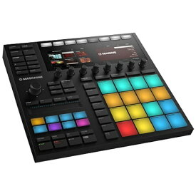 ネイティブインストゥルメンツ NATIVE INSTRUMENTS GROOVE PRODUCTION SYSTEM MASCHINE-MK3[MASCHINEMK3]