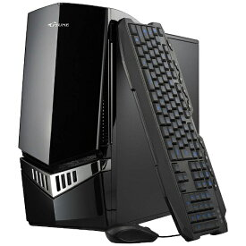 マウスコンピュータ MouseComputer BC-GLI87KM1S2H1G17 ゲーミングデスクトップパソコン G-tune [モニター無し /HDD:1TB /SSD:240GB /メモリ:16GB /2017年11月][BCGLI87KM1S2H1G17]