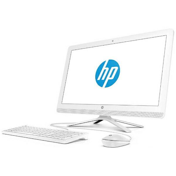 【送料無料】 HP 23.8型デスクトップPC[Win10 Home・Core i5・HDD 1TB・メモリ 8GB]HP24-e056jp 2CC07AA-AAAA (2017年11月モデル)[2CC07AAAAAA]