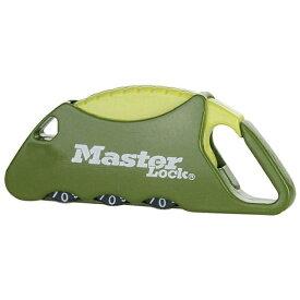 マスターロック Master Lock ナンバー可変式ロック 1555JADGRN グリーン