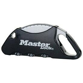 マスターロック Master Lock ナンバー可変式ロック 1555JADBLK ブラック