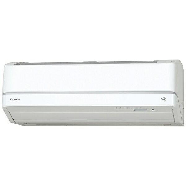 ダイキン DAIKIN AN90VRP-W エアコン うるさら7 Rシリーズ ホワイト [おもに29畳用 /200V]