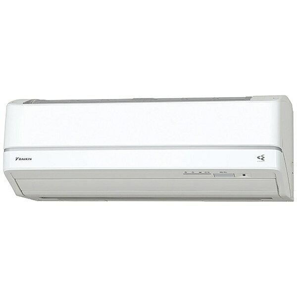 ダイキン DAIKIN AN25VRS-W エアコン うるさら7 Rシリーズ ホワイト [おもに8畳用 /100V]