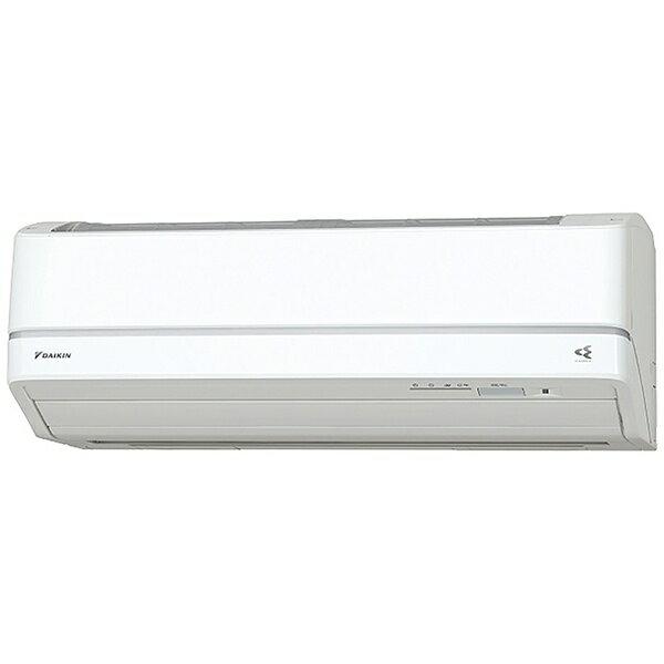 ダイキン DAIKIN AN22VRS-W エアコン うるさら7 Rシリーズ ホワイト [おもに6畳用 /100V]