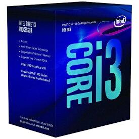 インテル Intel [CPU]Intel Core i3-8100[BX80684I38100]