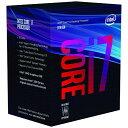 インテル Intel [CPU]Intel Core i7-8700[BX80684I78700]