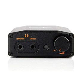 iFI AUDIO アイファイオーディオ 【ハイレゾ音源対応】 ヘッドホンアンプ DAC付 nano iDSD Black Label(BL) [DAC機能対応 /ハイレゾ対応][NANOIDSDBL]