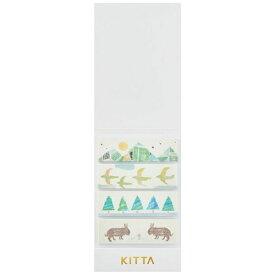 キングジム KING JIM [マスキングテープ]KITTA(キッタ)ヤマ KIT024