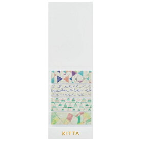 キングジム KING JIM [マスキングテープ]KITTA(キッタ)マボロシ KIT023