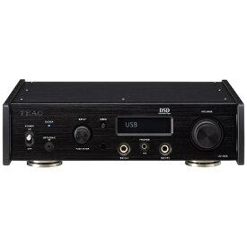 TEAC ティアック 【ハイレゾ音源対応】ヘッドホンアンプ DAC付(ブラック) UD-505-B