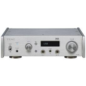 TEAC ティアック 【ハイレゾ音源対応】ヘッドホンアンプ DAC付(シルバー) UD-505-S
