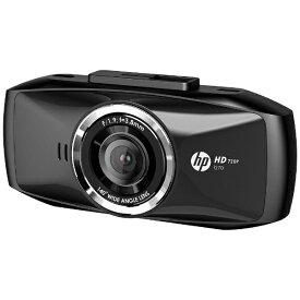 HP ヒューレット・パッカード f270 ドライブレコーダー [一体型 /HD(100万画素)][F270]