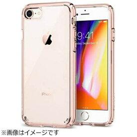 SPIGEN シュピゲン iPhone 8用 Ultra Hybrid 2 ローズクリスタル 042CS20924