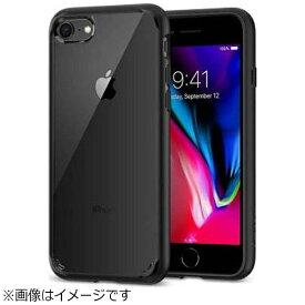 SPIGEN シュピゲン iPhone 8用 Ultra Hybrid 2 ブラック 042CS20926