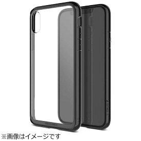 サンクチュアリ Sanctuary iPhone X用 OBLIQ Naked Shield オブリークネイキットシールド スモーキーブラック OB_I8NCSDLNS_BK
