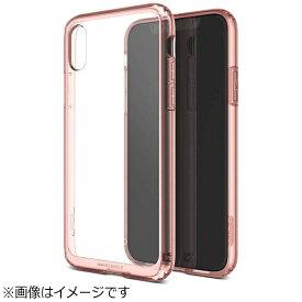 サンクチュアリ Sanctuary iPhone X用 OBLIQ Naked Shield オブリークネイキットシールド ローズゴールド OB_I8NCSDLNS_RG