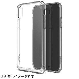 サンクチュアリ Sanctuary iPhone X用 OBLIQ Naked Shield オブリークネイキットシールド クリア OB_I8NCSDLNS_CL