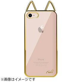 UI ユーアイ iPhone 8 Lovely Nabi Metal Case ゴールド NABI160