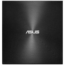 ASUS エイスース USB2.0接続 外付DVDドライブ(日本語パッケージ・ブラック) SDRW-08U9M-U/BLK/G/AS/P2G[SDRW08U9MUBLKGASP2G]