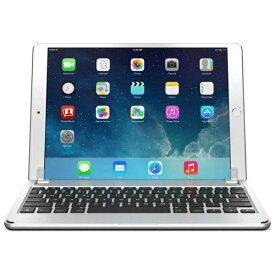 BRYDGE ブリッジ 10.5インチiPad Pro用 ハードケース一体型Bluetoothキーボード(シルバー) BRY8001[BRY8001]