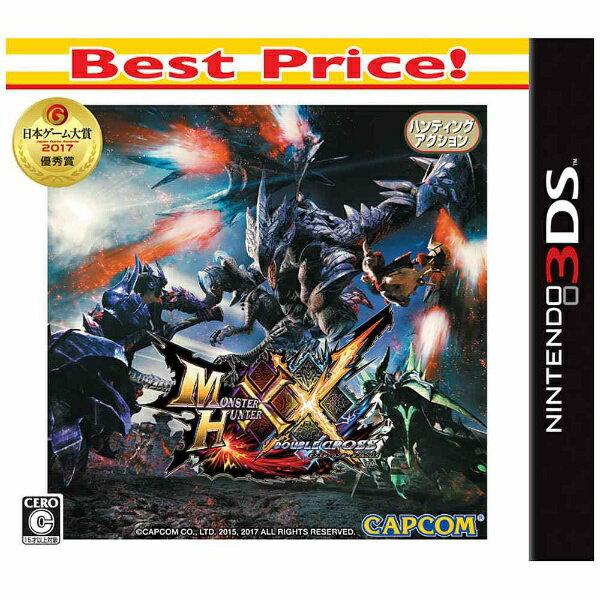 カプコン モンスターハンターダブルクロス Best Price!【3DSゲームソフト】