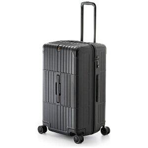 ディパーチャー departure スーツケース ハードキャリー 105L departure(ディパーチャー) レザーマットブラック HD-510-29 [TSAロック搭載]