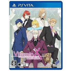 ディースリー・パブリッシャー D3 PUBLISHER VitaminX Destination【PS Vitaゲームソフト】【PSV】