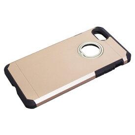 バウト BAUT iPhone8/7 (4.7) ジャケット リング付き ハイブリッド耐衝撃