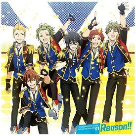 ランティス Lantis (アニメーション)/THE IDOLM@STER SideM ANIMATION PROJECT 01「Reason!!」 通常盤 【CD】