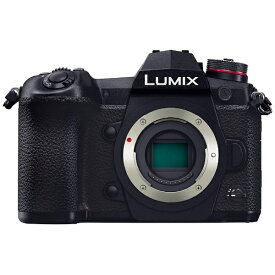 パナソニック Panasonic DC-G9-K ミラーレス一眼カメラ LUMIX G9 ブラック [ボディ単体][DCG9K]