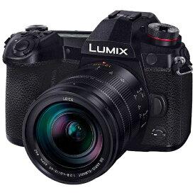 パナソニック Panasonic DC-G9L-K ミラーレス一眼カメラ LUMIX G9 ブラック [ズームレンズ][DCG9LK]