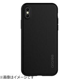 ROA ロア iPhone X用 Airfit ブラック AR10188I8