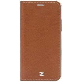 ROA ロア iPhone X用 手帳型 Buffalo Diary タン Z10312I8