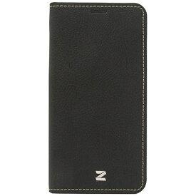ROA ロア iPhone X用 手帳型 Buffalo Diary ブラック Z10310I8