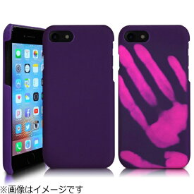ROA ロア iPhone 8 convert case パープル DP10176I7S