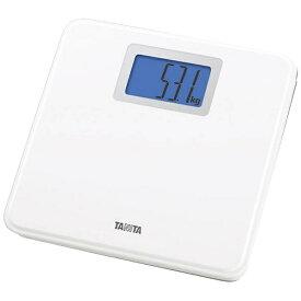 タニタ TANITA 体重計 ホワイト HD762WH [デジタル][HD762WH]