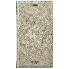 坂本ラヂヲ iPhone X用 EURO Passione 手帳型レザーケース book Leather Case シルバー CLC60317SLV