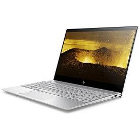 HP ヒューレット・パッカード 13.3型ノートPC[Office付き・Win10 Home・Core i5・SSD 512GB・メモリ 8GB]HP ENVY 13-ad010TU-OHB ナチュラルシルバー 2DP53PA-AAAF【楽天限定】[2DP53PAAAAF]
