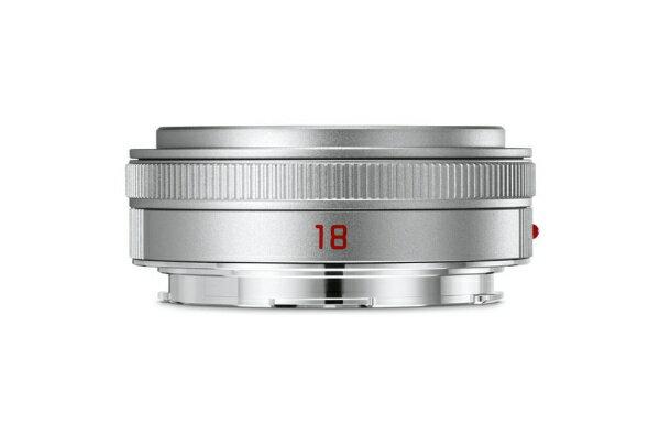 【送料無料】 ライカ カメラレンズ エルマリート TL f2.8/18mm ASPH.【ライカLマウント】(シルバー)