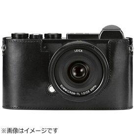 ライカ Leica CL用レザープロテクター(ブラック)