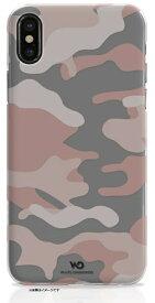 ホワイトダイヤモンド White Diamonds iPhone X用 Camouflage Case ローズゴールド 1360CFL56