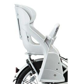 ブリヂストン BRIDGESTONE bikkeシリーズ用 リヤチャイルドシート(ホワイト) RCS-BIK4