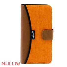 BELEX ビーレックス iPhone X用 手帳型 Fashion Walle Case オレンジ BLNL013OR