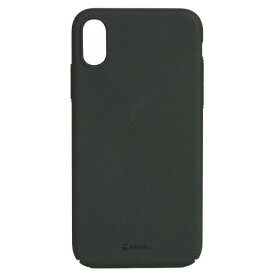 KRUSELL クルーセル iPhone X用 Sandby Cover Moss 61094