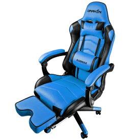 RAIDMAX ゲーミングチェア DRAKON 709 BLUE DRAKON709BU[DRAKON709BU]