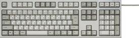 東プレ Topre R2SA-JP3-IV キーボード 静音 REALFORCE アイボリー [USB /有線][R2SAJP3IV]