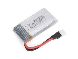 ジーフォース GFORCE [Soliste AH対応]LiPoバッテリー 3.7V 400mAh GB296