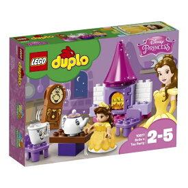 レゴジャパン LEGO 10877 デュプロ ベルのティーパーティ