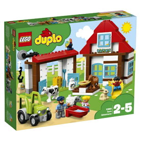 レゴジャパン LEGO 10869 デュプロ たのしいぼくじょう