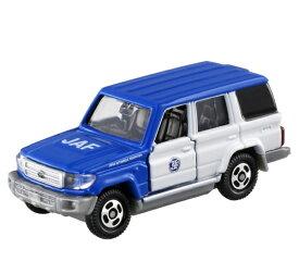 タカラトミー TAKARA TOMY トミカ No.44 トヨタ ランドクルーザー JAFロードサービスカー